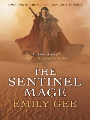 cover image of The Sentinel Mage