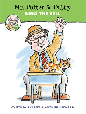 cover image of Mr. Putter & Tabby Ring the Bell