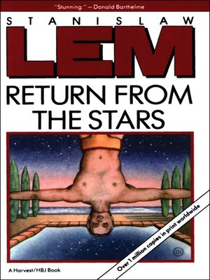 cover image of Return from the Stars