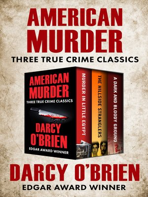 cover image of American Murder
