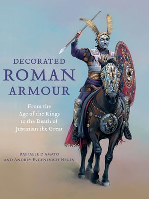 cover image of Decorated Roman Armour