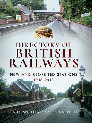cover image of Directory of British Railways