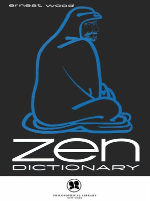 cover image of Zen Dictionary