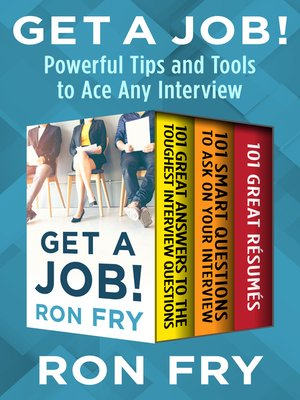 cover image of Get a Job!