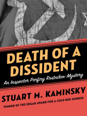 cover image of Death of a Dissident