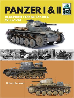cover image of Panzer I & II