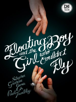 cover image of The Floating Boy and the Girl Who Couldn't Fly