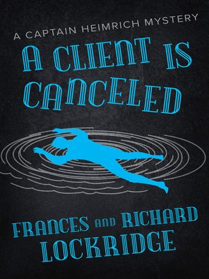 cover image of A Client Is Canceled