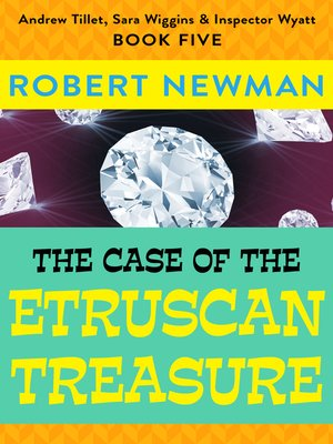 cover image of The Case of the Etruscan Treasure