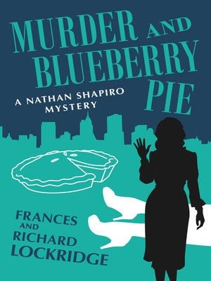 cover image of Murder and Blueberry Pie