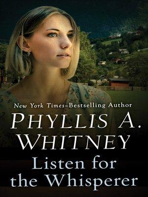 cover image of Listen for the Whisperer