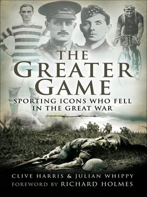 cover image of The Greater Game