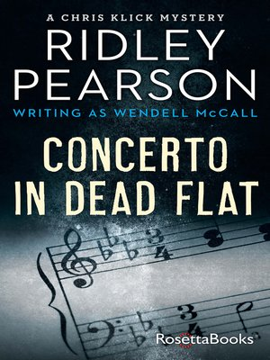 cover image of Concerto in Dead Flat