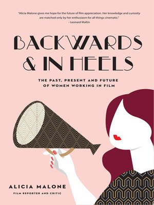 cover image of Backwards & In Heels