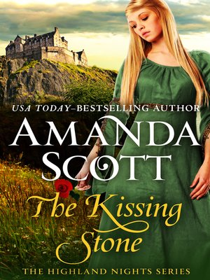 cover image of The Kissing Stone