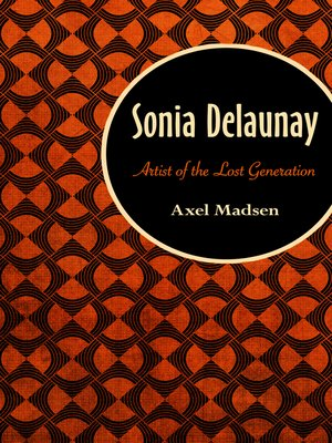 cover image of Sonia Delaunay