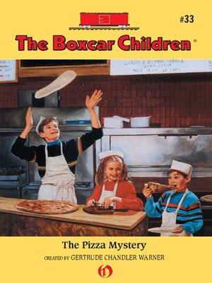 cover image of The Pizza Mystery
