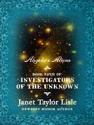 cover image of Angela's Alien