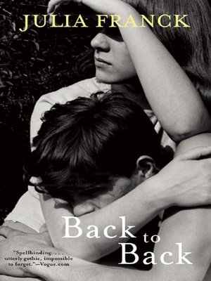 cover image of Back to Back