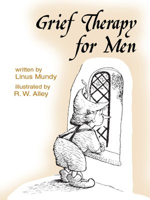 cover image of Grief Therapy for Men
