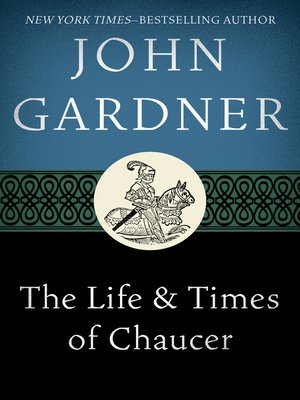 cover image of The Life and Times of Chaucer