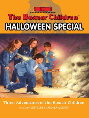 cover image of The Boxcar Children Halloween Special