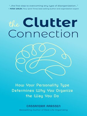 cover image of The Clutter Connection