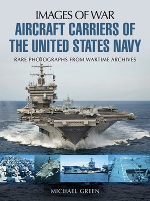 cover image of Aircraft Carriers of the United States Navy