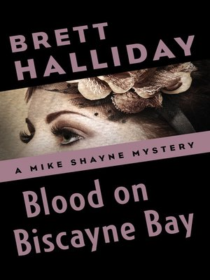 cover image of Blood on Biscayne Bay