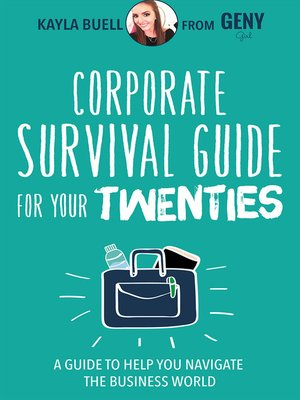 cover image of Corporate Survival Guide for Your Twenties