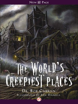 cover image of World's Creepiest Places
