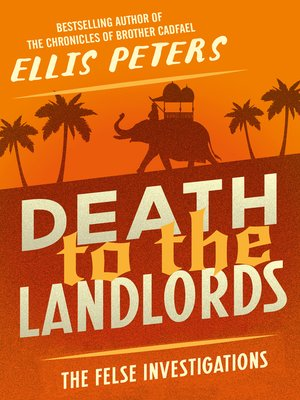cover image of Death to the Landlords