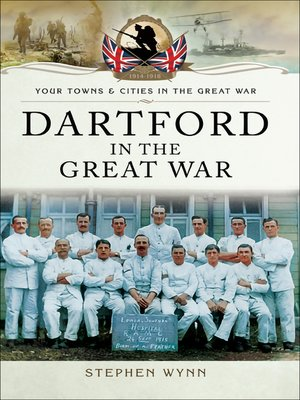 cover image of Dartford in the Great War