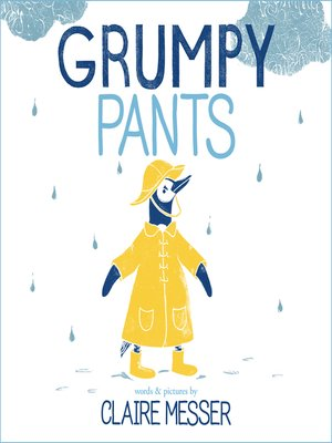 cover image of Grumpy Pants