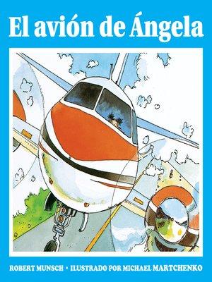 cover image of El avión de Angela