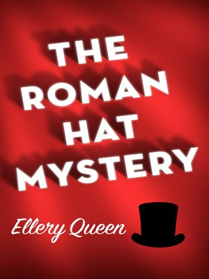 cover image of Roman Hat Mystery