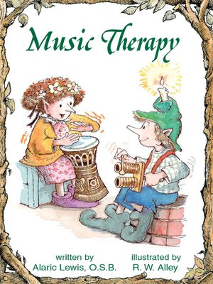 cover image of Music Therapy