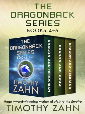 cover image of The Dragonback Series Books 4–6