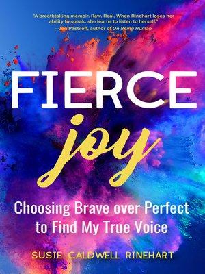 cover image of Fierce Joy