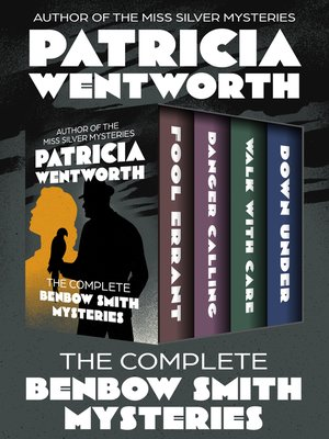 cover image of The Complete Benbow Smith Mysteries