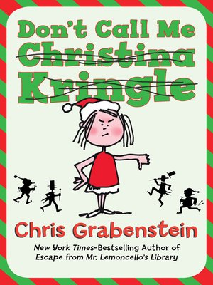 cover image of Don't Call Me Christina Kringle