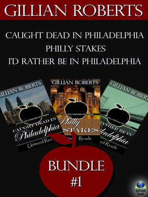 cover image of The Amanda Pepper Mysteries, Bundle #1
