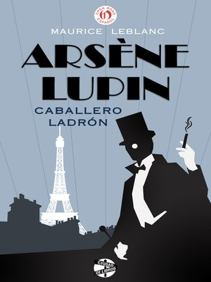 cover image of Arsène Lupin, caballero ladrón