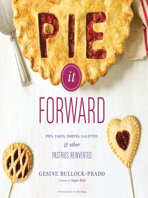 cover image of Pie It Forward