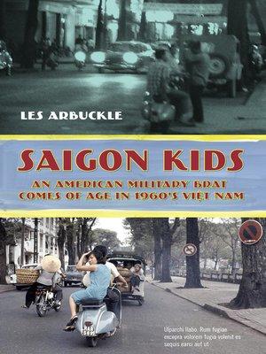 cover image of Saigon Kids