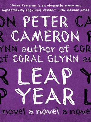cover image of Leap Year