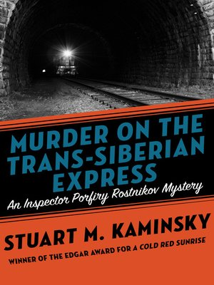 cover image of Murder on the Trans-Siberian Express