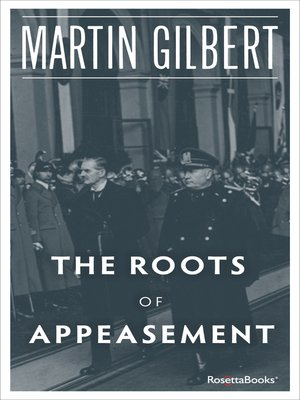 cover image of The Roots of Appeasement