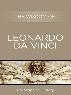 cover image of The Wisdom of Leonardo da Vinci