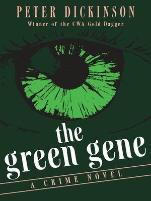 cover image of The Green Gene